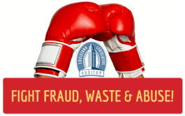 Fight Fraud, Waste, & Abuse