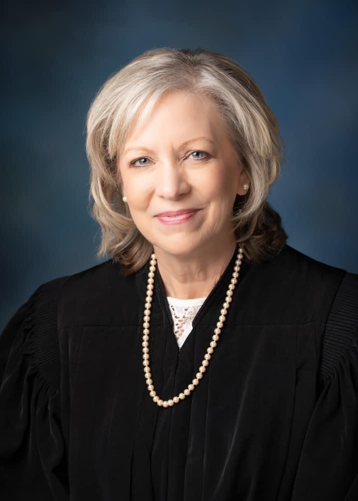 Judge Patrice Oppenheim